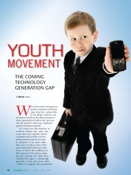 MOVEMENT - ChannelVision Magazine
