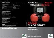 Brainbee ST-6000 Prospekt DE