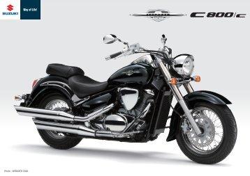 suzuki vl 125 intruder manual rh yumpu com Suzuki Cruiser Motorcycles Kawasaki Vulcan
