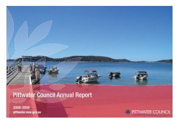 Pittwater Council Annual Report - Pittwater Council - NSW ...
