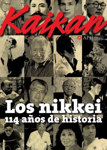 Kaikan Nº 76 - Abril 2013 - Asociación Peruano Japonesa