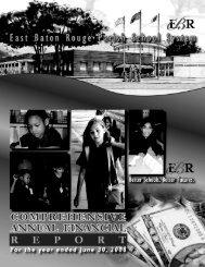 PT1 - Business Operations - East Baton Rouge Parish School System