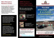 Business Centre Information Pack