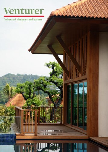 Comprehensive Timberwork Solutions Venturer