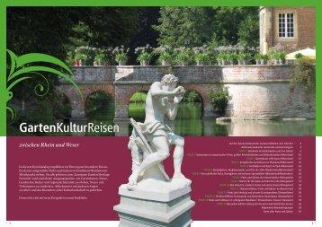 GartenKulturReisen - Art Cities Reisen