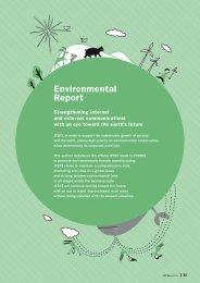 Environmental Report - Jtekt