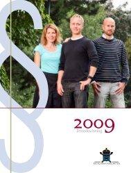 Årsredovisning 2009.pdf - Åklagarmyndigheten