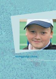 Niedriggradige Gliome - Österreichische Kinder-Krebs-Hilfe