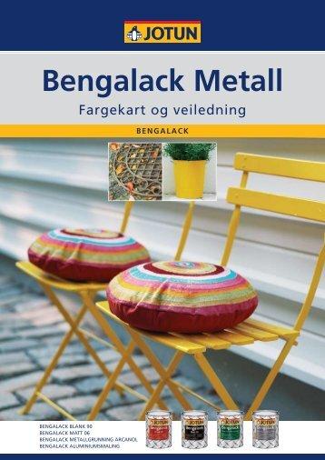 Bengalack Metall - Jotun