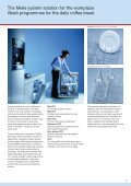 G 8050 semi-commercial dishwasher - Goodman Sparks - Page 3