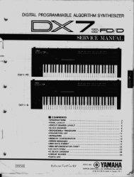 Yamaha DX-7II FD Service Manual.pdf - Fdiskc