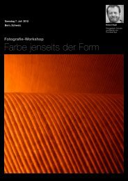 Farbe jenseits der Form - The Good Eye