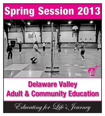 Delaware Valley Adult & Community Education