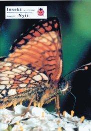 Fulltekst - Norsk entomologisk forening