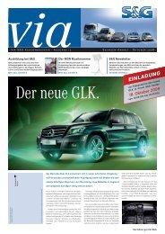 18. Oktober 2008 - S&G Automobil Aktiengesellschaft