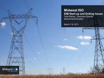 Midwest ISO