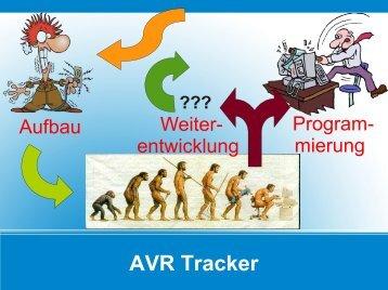 AVR Tracker