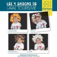 Les 4 Saisons de Laval Tourisme 2013-2014.pdf - Office de ...