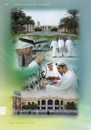 Abu Dhabi Men's College - Higher Colleges of Technology