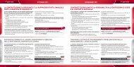 scarica il programma completo - Centro Studi Lavoro e Previdenza
