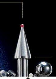 Твердосплавные заготовки измерительные наконечники
