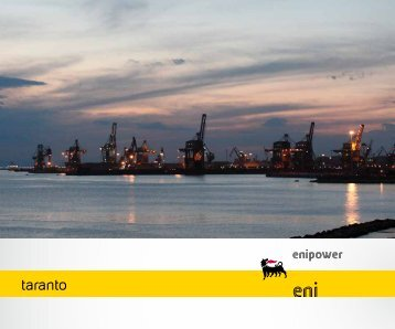 Istituzionale Taranto - Enipower