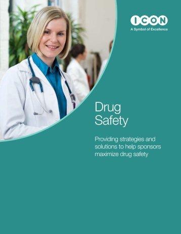Drug Safety - ICON plc