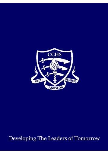 Prospectus - Chelmsford County High School for Girls