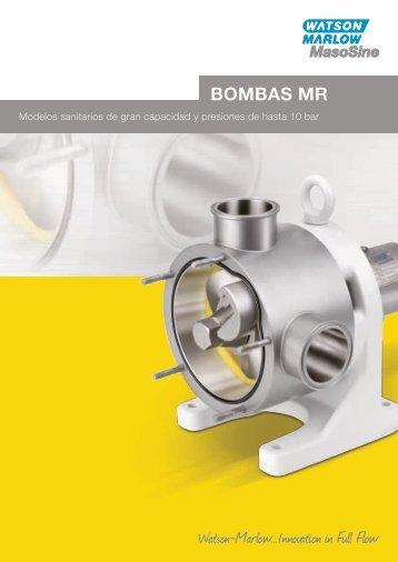 BOMBAS MR - Watson-Marlow GmbH