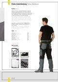 Plaline Arbeitskleidung Plaline Workwear - Page 6