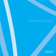 the arup cause - Arup Community Engagement Celebrates Peace ...