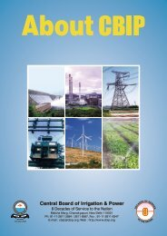 ISO 9001:2008 - Central Board of Irrigation and Power