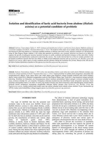 isolation and identification of thermophilic fungi essay Isolation, purification, and characterization of xylanase produced by a new species of bacillus in solid state fermentation microorganisms are the rich sources of xylanases, produced by diverse genera and species of bacteria, actinomycetes, and fungi several isolation and identification of bacteria.