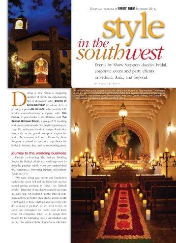 southwest - Sedona Bride
