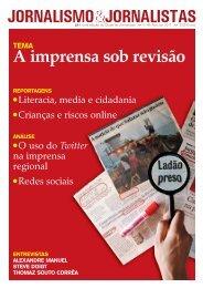 edição - Clube de Jornalistas