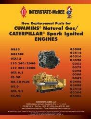 Natural Gas Catalog 2012 - Interstate McBee