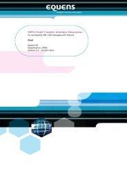 SEPA Credit Transfer Interface Description - Staalbankiers