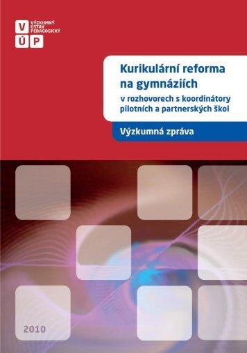 PDF - Výzkumný ústav pedagogický v Praze