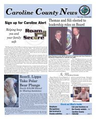 Caroline County News Caroline County News