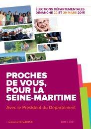 Proches de vous, pour la Seine-Maritime