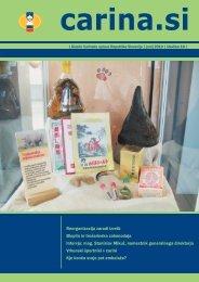 Åtevilka 18, junij 2010 - Carinska uprava Republike Slovenije