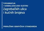 Priručnik grafičkih standarda - Zagreb.hr