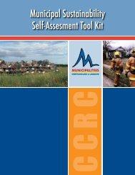 Municipal Sustainability Self-Assesment Tool Kit - Municipalities ...