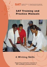 4. Writing Skills SAT Training and Practice Manuals - Southern ...
