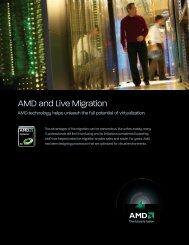 AMD and Live Migration - Computerworld
