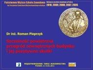 dr inż. Roman Pieprzyk
