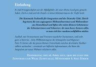Begrüssungsveranstaltung für Deutsche, Österreicher und ...