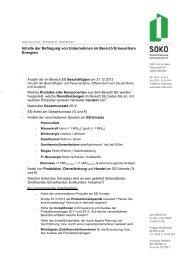 Fragebogen - SOKO Institut