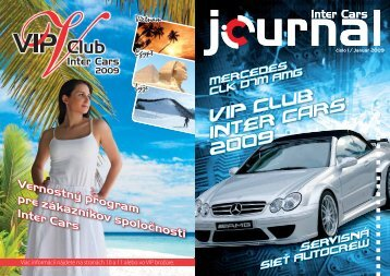 VIP Club - Inter Cars