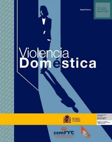 Violencia Doméstica - Ministerio de Sanidad y Política Social